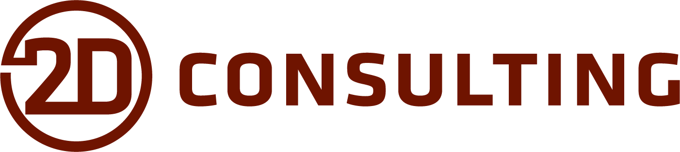 2D Consulting Logo